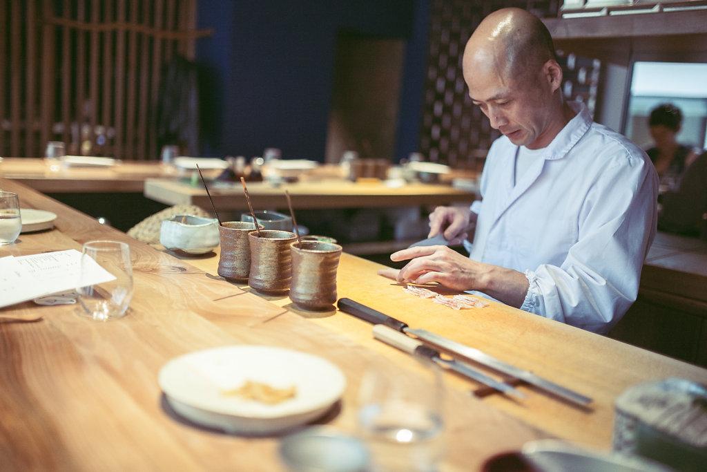 The Sushi Guy